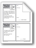 The Bakery (Grade 2 Daily Word Problems-Week 9)