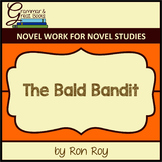 A-Z Mysteries: The Bald Bandit: CCSS-Aligned Novel Work