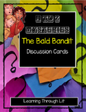 A to Z Mysteries THE BALD BANDIT -Discussion Cards PRINTABLE / SHAREABLE!
