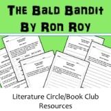 The Bald Bandit Book Study Level N Lexile Measure 470