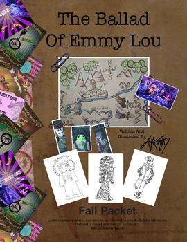 The Ballad Of Emmy Lou Fall Packet