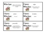 The Ballad of Mulan Vocabulary Game