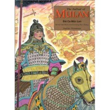The Ballad of Mulan Vocabulary PowerPoint