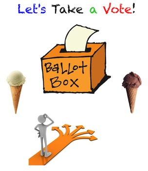 The Ballot Box (A Notebook Lesson About the Voting Process)
