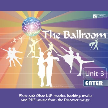 The Ballroom Flute And Oboe MP3 And PDF Unit 3.