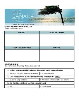 The Banana Tree Comprehensive Study Guide