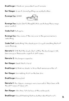 The Banger Bros of Bunnings 2: Aussie Reader's Theatre