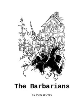 The Barbarians - Sci-fi Short Story by John Sentry