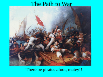 The Barbary Wars Pre- War of 1812