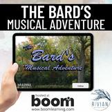 The Bard's Musical Adventure - A D&D Themed Music Escape R