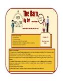 The Barn by Avi Novel Study 4th/5th Gd