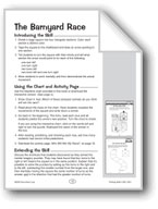 The Barnyard Race (Mental Imagery)
