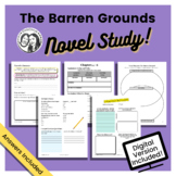 The Barren Grounds by David A. Robertson - Printable + Dig