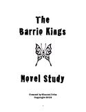 The Barrio Kings: A Novel Study