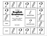 The Basic English Grammar Game (ESL, ELL)