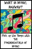 THE FUNDAMENTALS OF MUSIC; SLIDESHOW