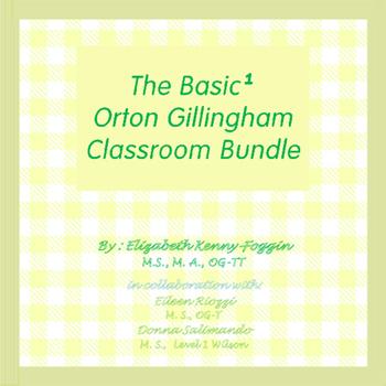 Orton Gillingham Spelling Teaching Resources Teachers Pay Teachers