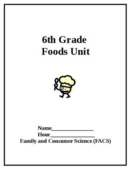 The Basics: Foods Packet