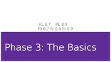 The Basics Notes (Standards 7-10 for Reading Literature and Informative Texts)