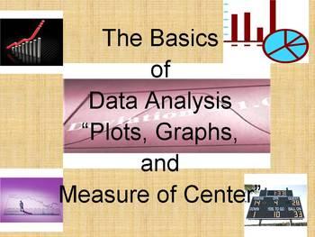 The Basics of Data Analysis