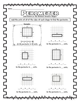 The Basics of Perimeter