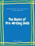 The Basics of Pre-Writing Skills