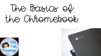 The Basics of the Chromebook [A Teacher's Guide]