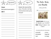 The Bats, the Birds, & Beasts Trifold - Open Court 2nd Grade Unit 1 Lesson 3