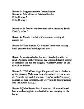 """""""The Battle for Corregidor (A Readers Theatre Script)"""" [*New Book Trailer]"""
