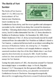 The Battle of Fort Sumter Handout