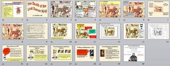 The Battle of Hastings Activity Pack