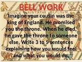 The Battle of Hastings & William the Conqueror Lesson