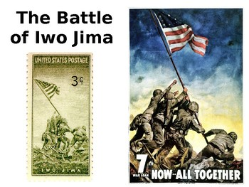 The Battle of Iwo Jima PP