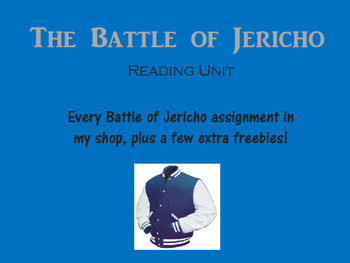The Battle of Jericho: ENTIRE UNIT
