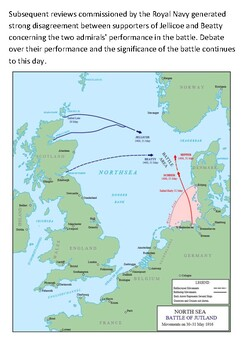 The Battle of Jutland Handout