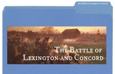The Battle of Lexington and Concord Investigation