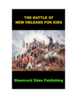 The Battle of New Orleans for Kids