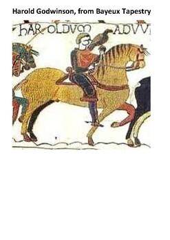 The Battle of Stamford Bridge Handout
