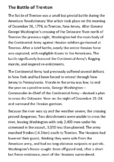 The Battle of Trenton Handout