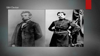 The Battle of Vicksburg & 1864 Election