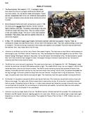The Battle of Yorktown - Grade 5