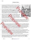The Battle of Yorktown - Grade 7
