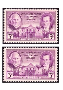 The Battle of the Alamo Handout