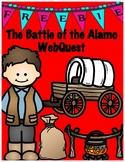 The Battle of the Alamo WebQuest FREEBIE!