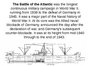 The Battle of the Atlantic Informative Guide