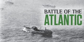 The Battle of the Atlantic - WW2