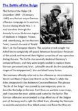 The Battle of the Bulge Handout