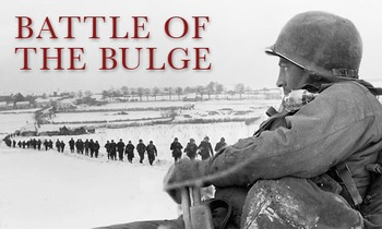 """The Battle of the Bulge"" Powerpoint"