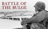 """""""The Battle of the Bulge"""" Powerpoint"""