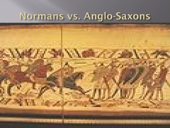 The Bayeux Tapestry Power Point